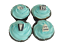 24-Edible-Wedding-Bridal-Shower-Themed-Cupcake-Toppers-Decorations-Party-Cakes thumbnail 2