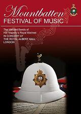 MOUNTBATTEN Festival of Music 2012 Royal Albert Hall DVD NEW .cp