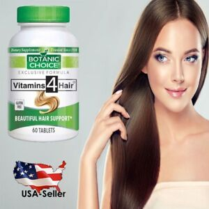 VITAMINS-4-FOR-HAIR-BEAUTIFUL-HEALTHY-STRONG-SOFT-THICK-HAIR-SUPPORT-60-TABLETS
