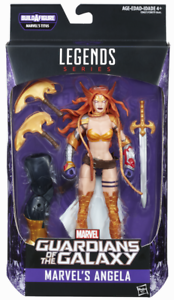 Marvel Legends Guardians Of The Galaxy Vol.2 Marvels Angela Figure
