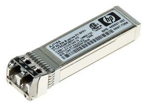 HP AJ716A 8Gb FC TRANSCEIVER FIBER CHANNEL SFP+