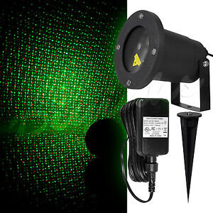 Laser Light Show Holographic Projector Decoration Indoor