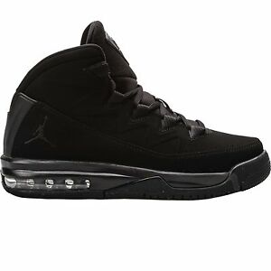 807718-010 Nike Air Jordan Deluxe (GS) Black Anthracite New In Box ... dec8b66da