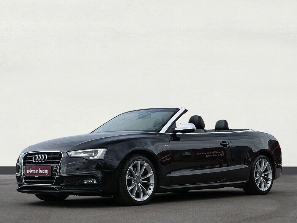 Audi A5 2,0 TFSi 225 Cabriolet Multitr. 2d - 2.495 kr.