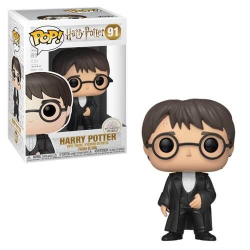 Harry Potter Yule  91!! NEW !!! Funko POP Movie