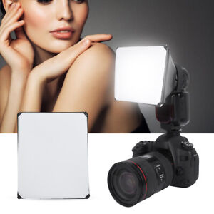 10*13cm Mini Portable Softbox Diffuser for Speedlite//Speedlight Lights
