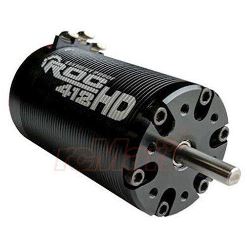 Tekin ROC412 HD Element Proof Brushless 2300kV Crawler Motor 5mm Shaft  TT2632