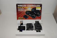 DOC'S WIRELESS CONTROLLERS (2) For Panasonic 3DO System With BOX TESTED