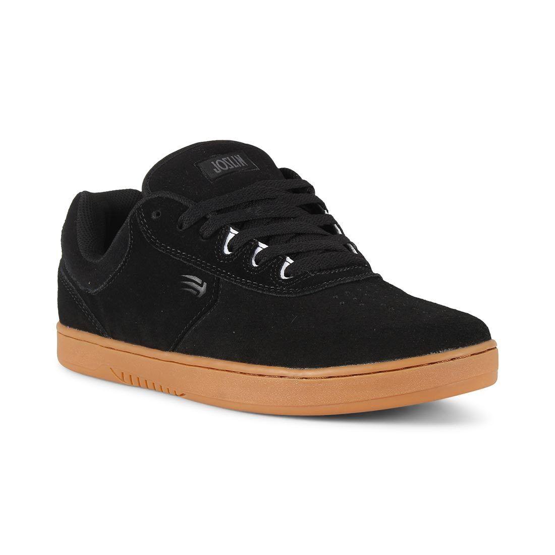 Etnies Joslin shoes - Black   Gum