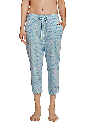 SCHIESSER Damen Mix /& Relax Hose kurz Shorts Pyjamahose Schlafhose 36-44 S-XXL