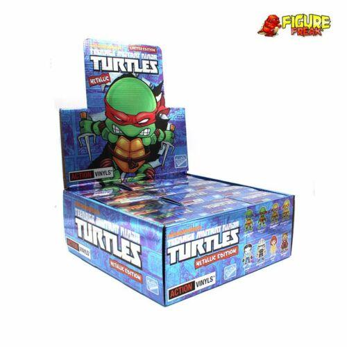 Loyal Subjects Teenage Mutant Ninja Turtles Metallic Case Of 12 Blind Box Figure