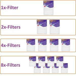 1500 Filtre à Air Filtrete Violet M3 Four Virus Pet Poussière 2,4,6,8 Ultra-allergen-afficher Le Titre D'origine Convient Aux Hommes, Femmes Et Enfants