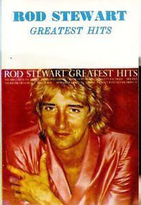 Rod Stewart .. Greatest Hits. Import Cassette Tape