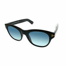 e2d322b9a3f5 item 7 Tom Ford Ally TF 532 01W Shiny Black Plastic Sunglasses Blue Gradient  Lens -Tom Ford Ally TF 532 01W Shiny Black Plastic Sunglasses Blue Gradient  ...