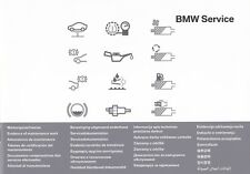 Original BMW Serviceheft Scheckheft Service Heft Bordbuch Anleitung Inspektion