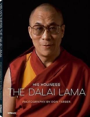 His Holiness the Dalai Lama, Don Farber, Very Good, Hardcover
