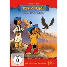 YAKARI - REISE IN DIE URZEIT (14) DVD ZUR TV-SERIE  DVD KINDER NEU