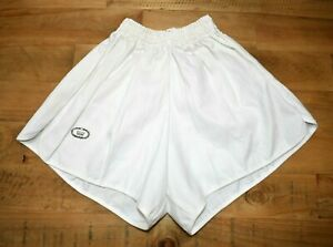 Trevois-Vintage-Baumwolle-High-Cut-Running-Retro-70s-80s-Shorts-Sprinter-Groesse-Small