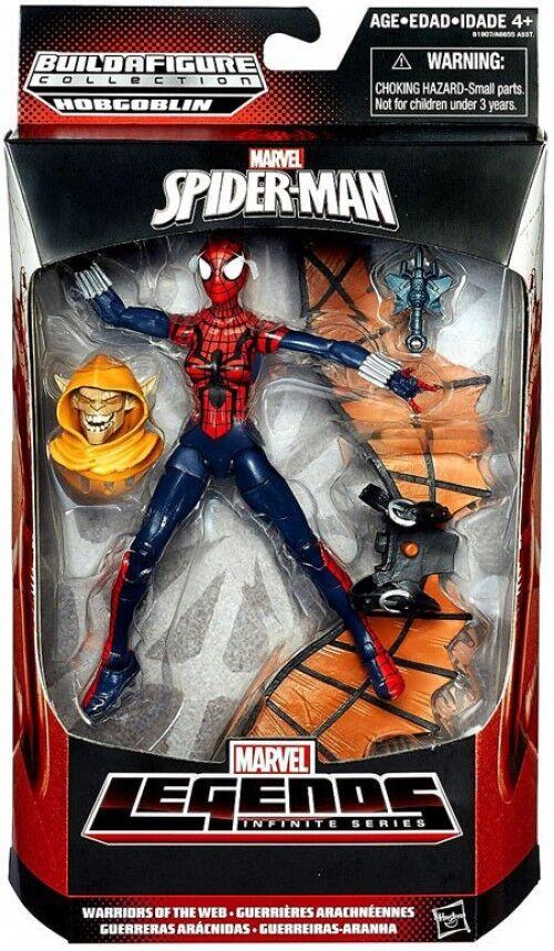 diseño único Spider-Man Marvel Leyendas Duende Serie Mujer Mujer Mujer Araña Figura De Acción  gran descuento