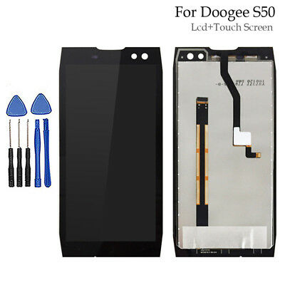 5 with Digitizer Assembly Screen Display for Tools S50 Touch Doogee 7 LCD Frame RwwqvUx