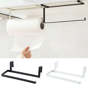 Toilet-Roll-Holder-Stand-Organizer-Rack-Cabinet-Paper-Towel-Hanger-Bathroom-Hot