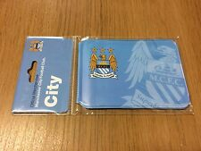 MANCHESTER CITY FOOTBALL CLUB Oyster Credit Card Travel Pass Holder Wallet.