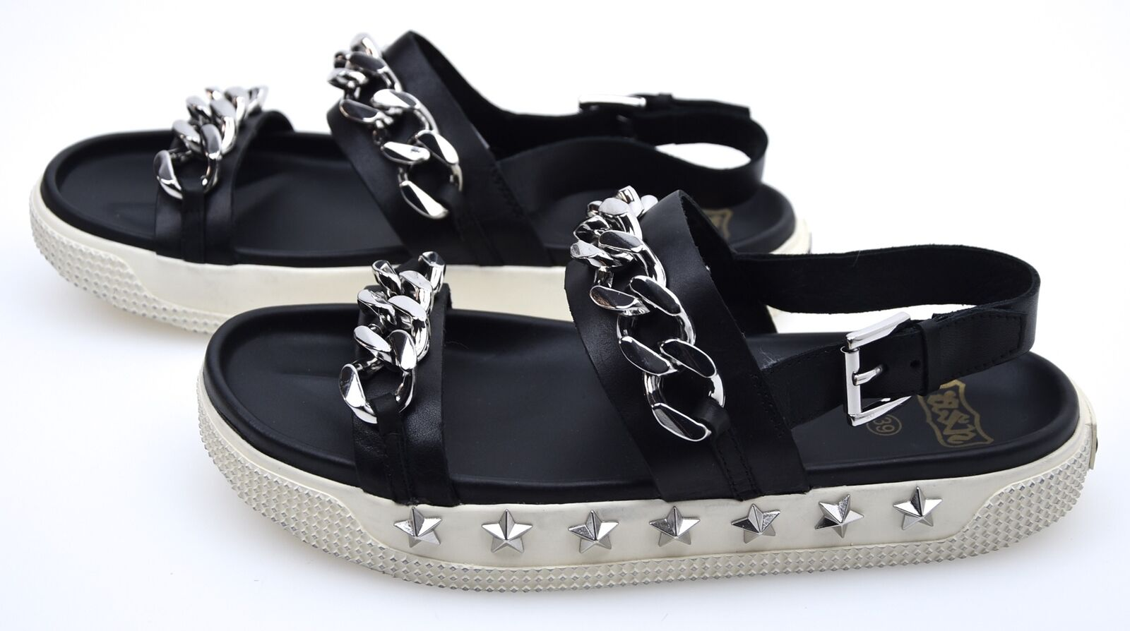 Ash kvinnor skor Leisure Casual Sandal läder Art Kristen ssp15 -sl108663 -001
