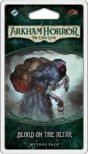 Ah LCG Blood on The Altar Expansion Deck Strategy Fantasy Flight Games Ffgahc05