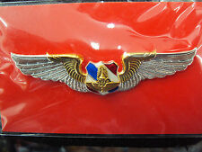 ปีกกิจการพลเรือน Royal Thai Air Force Badge Wing Pin