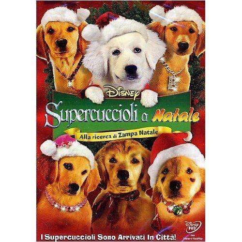 Supercuccioli zu Weihnachten
