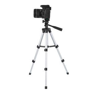 TECKOID-Portable-Extendable-Adjustable-Camera-Tripod-Stand-DV-Cam-w-FREE-Clip