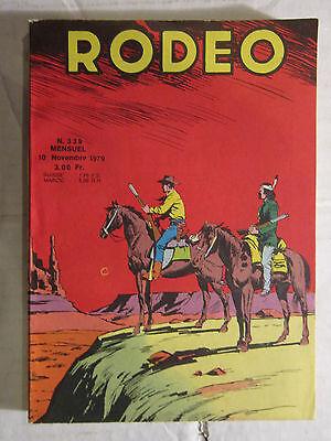 Analytisch Rodeo N° 339 Tbe Lug