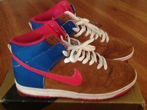 Nike-Dunk-High-Pro-SB-Mr-Todd-Bratrud-Size-11-5
