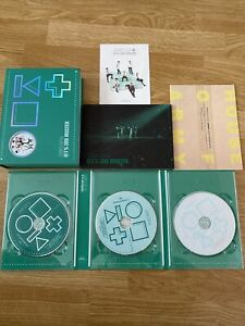 US-SELLER-BTS-3rd-Muster-Army-Zip-Official-DVD-Full-Set-No-Photo-card