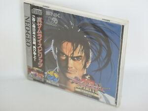 Neo-Geo-CD-Samurai-Shodown-2-084-Brand-NEW-Neogeo-SNK-Game-nc