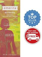 Emerita Estriol Natural Balancing Cream 4 Oz