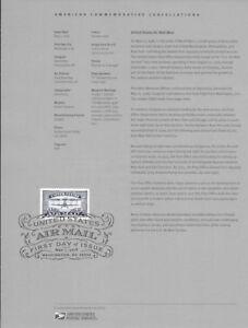1813-50c-Forever-Air-Mail-Blue-5281-Souvenir-Page