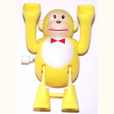 Wind Up Flipping Monkey Pencil Sharpener - Clockwork Somersaulting Chimp Toy!