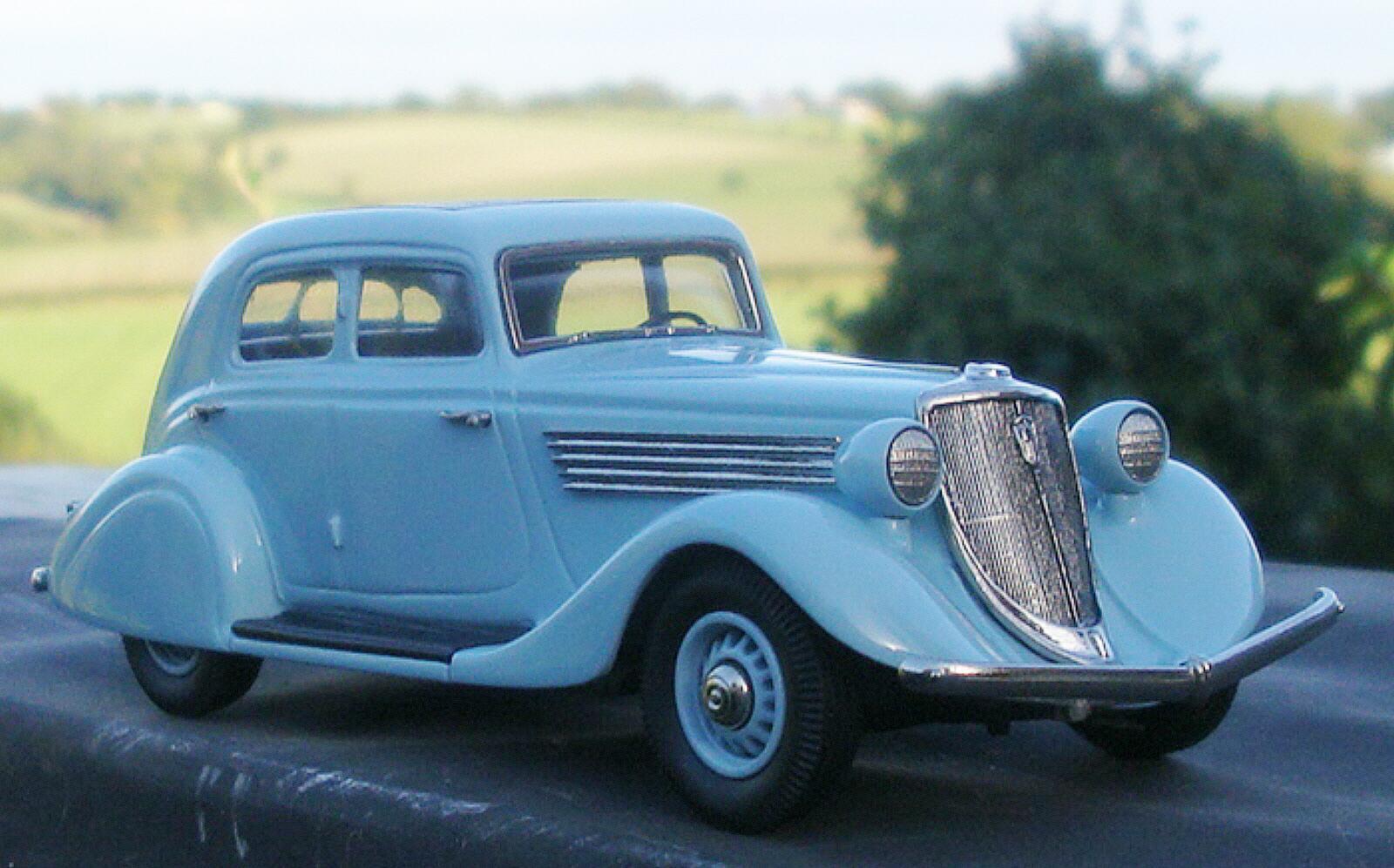 Con 100% de calidad y servicio de% 100. Brooklin Brooklin Brooklin modelos 1934 Studebaker Commander lansdcruiser Sedan  barato en alta calidad