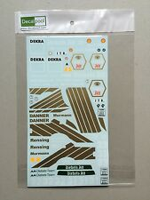 1/24 BMW M3 Diebels Alt DTM '1992 Decal for Fujimi N0T Beemax