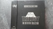 Star Wars Original Trilogy Laser Disc Box Set Definitive  Collectors Edition