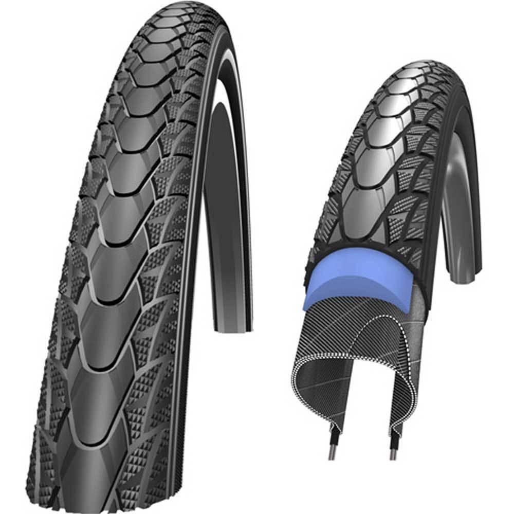 Schwalbe Marathon PLUS Draht 26 x 1,00 25-559 schwarz schwarz schwarz Fahrrad Reifen 0c9f4a