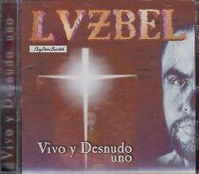 Lvzbel Vivo Y Desnudo Uno CD New Nuevo Sealed