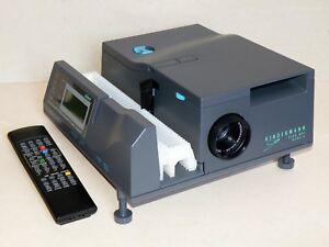 Master-Diaprojektor-Kindermann-Silent-2500-memory-IR-Color-2-8-90-MC-Germany
