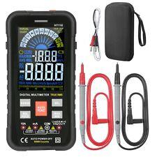 Digital Multimeter Ncv Auto Ranging 9999 Counts Trms 1000v 10a Tester Ht116