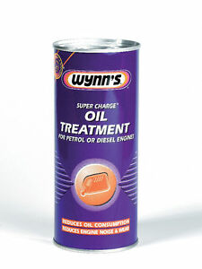 wynns super charge oil treatment 425ml petrol diesel. Black Bedroom Furniture Sets. Home Design Ideas