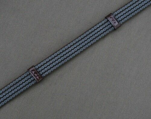 Red Barn Special Grip Reins with Stops