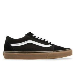 dfc2c7fe8b0 Vans - OLD SKOOL Gumsole Shoes (NEW) Black   Gum - FREE SHIPPING ...