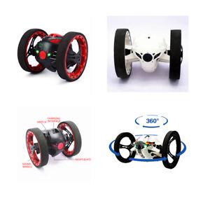 Multi-Funcion-2-4G-Mini-Rebote-Control-Remoto-Coche-con-Ruedas-Flexible-Rotacion