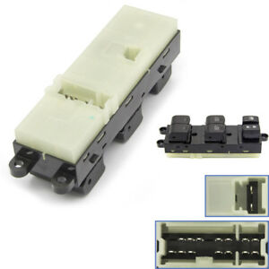 Image Is Loading Master Window Switch Fit 07 12 Nissan